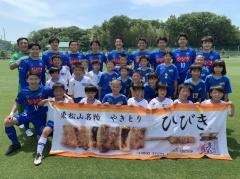 「関東サッカーリーグ2部 前期第6節 vs.エスペランサSC」試合結果