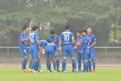 「関東サッカーリーグ2部 前期第8節 vs.東京国際大学FC」イベントレポート