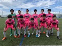 「関東サッカーリーグ2部 後期第6節 vs.エスペランサSC」試合結果