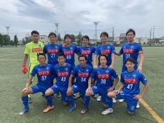 「埼玉県社会人サッカーリーグ2部A 第12節 vs.北坂戸SC」 試合結果