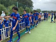「あんこ屋 木下製餡 presents match 関東サッカーリーグ2部 後期第7節 vs.tonan前橋」イベントレポート