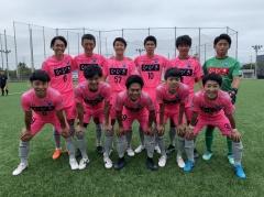 「関東サッカーリーグ2部 後期第8節 vs.東京国際大学FC」試合結果