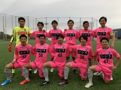 「埼玉県社会人サッカーリーグ2部A 第18節 vs.Cap鴻巣FC」 試合結果