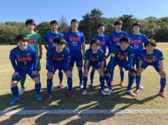 「KSL市原PENALTYカップ 予選リーグ第3節 vs.tonan前橋」試合結果