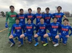 埼玉県社会人サッカー連盟会長杯 1回戦 vs.ACジュール・リメ 試合結果