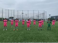 「関東サッカーリーグ2部 後期第1節 vs.東京国際大学FC」試合結果