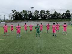 「関東サッカーリーグ2部 後期第7節 vs.桐蔭横浜大学FC」試合結果