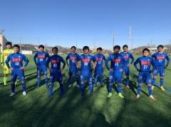 埼玉県社会人サッカー連盟会長杯 1回戦 vs.TACKY'S 試合結果