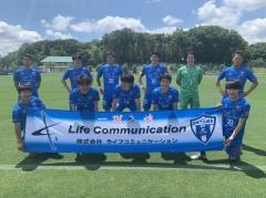 「関東サッカーリーグ2部 前期第6節 vs.東邦チタニウム」試合結果