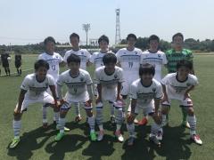 関東サッカーリーグ1部 前期第9節 vs.流通経済大学FC 試合結果