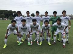 関東サッカーリーグ1部 後期第2節 vs.横浜猛蹴 試合結果
