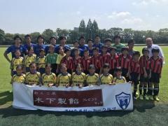 ~あんこ屋 木下製餡 presents match~ 関東サッカーリーグ1部 後期第7節 vs.エリースFC東京 ご報告