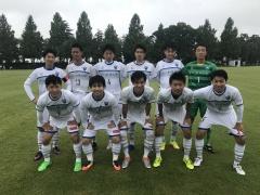 関東サッカーリーグ1部 後期第8節 vs.日立ビルシステム 試合結果