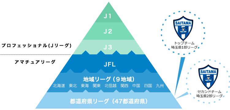 リーグ構成