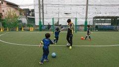 「サッカースクールに通うことで!」  セリオサッカースクール日誌(西大宮校)