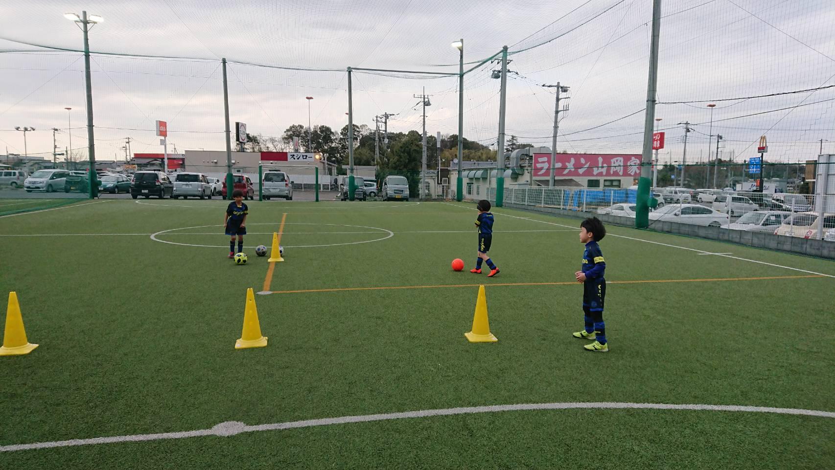 サッカースクール 上尾