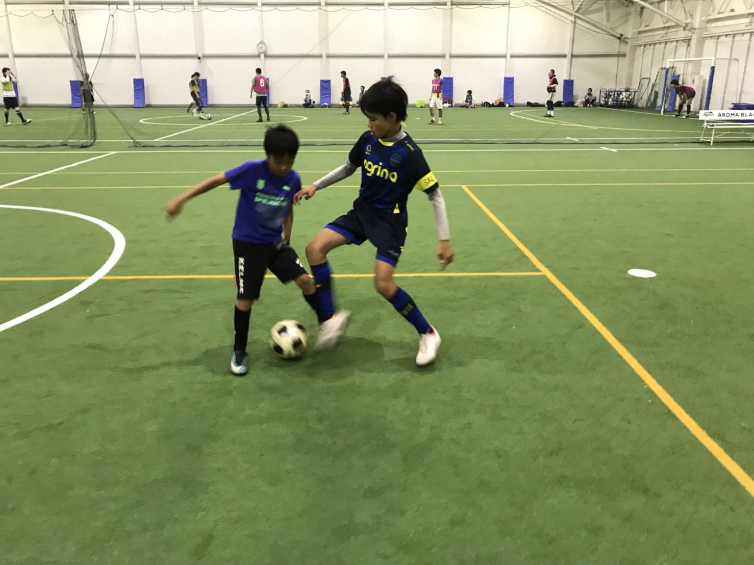 サッカースクールを戸田市で