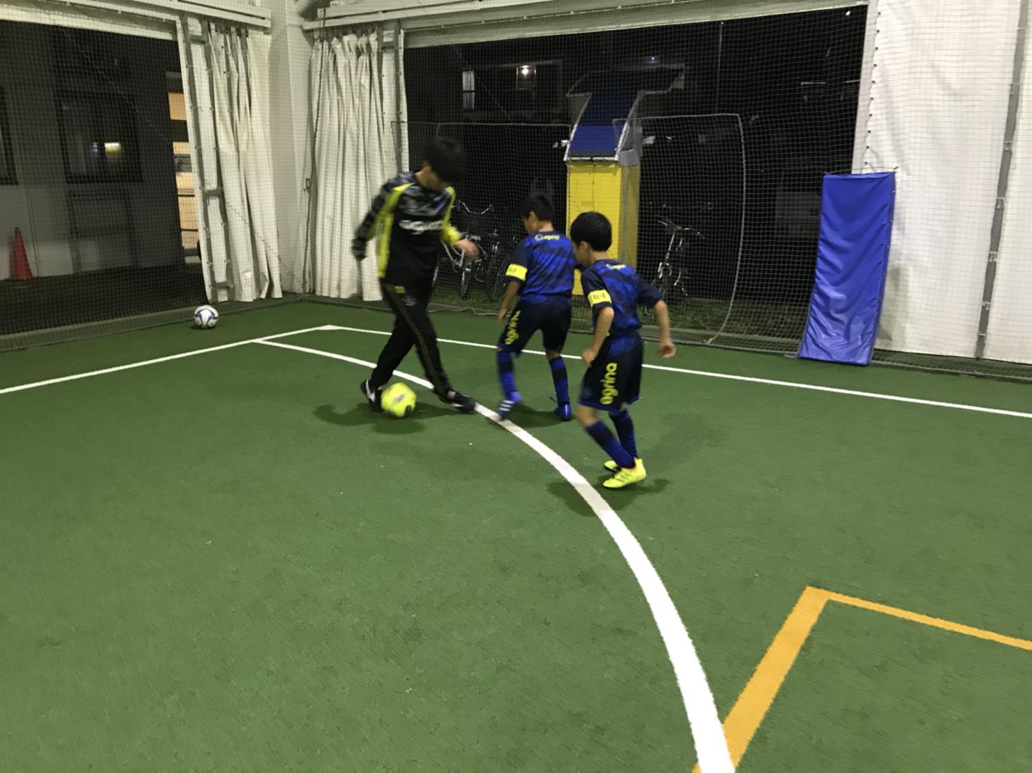 車、電車どちらでも対応可能な立地にあるサッカースクール
