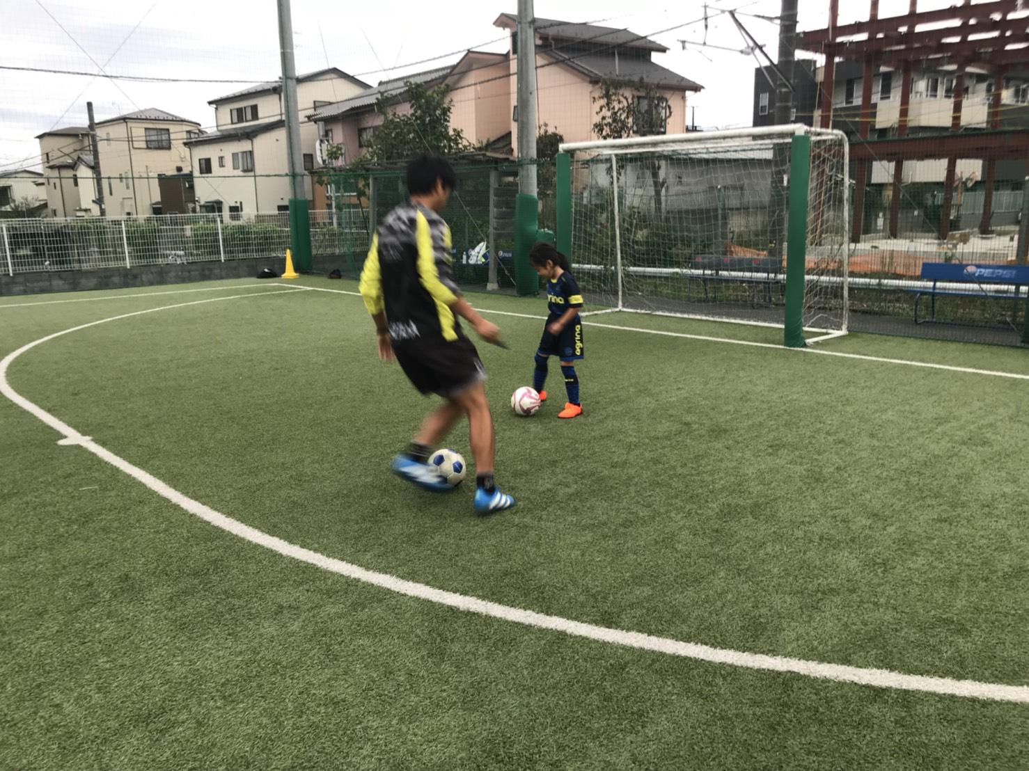 真面目なサッカースクール